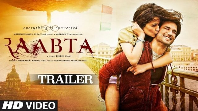Raabta (2017) Full Movie Watch Online HD Print Free Download