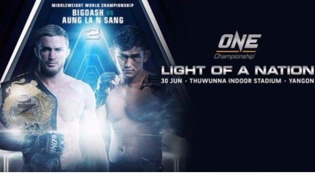 Watch ONE Championship 56: Light of a Nation 6/30/2017 Full Show Online Free
