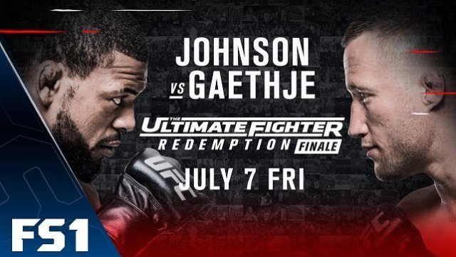 Watch The Ultimate Fighter Redemption Finale 7/7/2017 Full Show Online Free