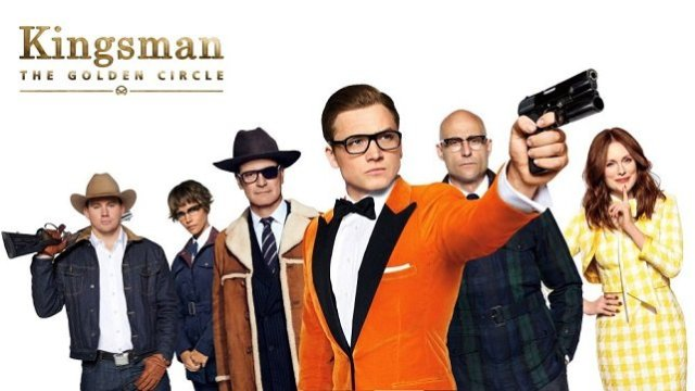 Watch Kingsman: The Golden Circle (2017) Online Free Full Movie HD Download