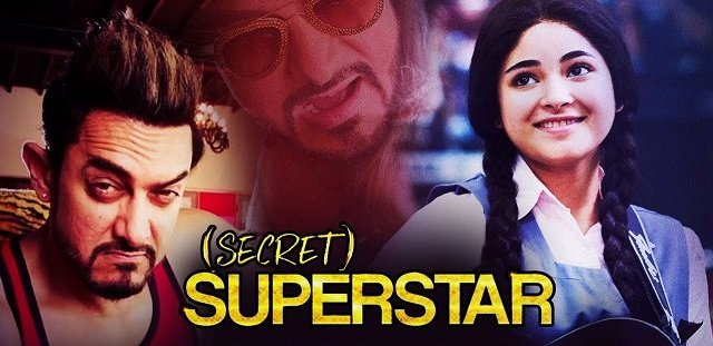 Watch Secret Superstar (2017) Full Movie Watch Online Free Aamir Khan