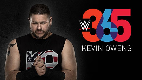Watch WWE 365: Kevin Owens S01E01 11/19/2017 Full Show Online Free