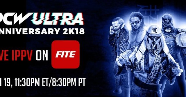 Watch PCW Ultra: Anniversary 2K18 PPV 1/19/2018 Full Show Online Free
