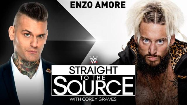 """Watch WWE Straight to the Source """"Enzo Amore"""" 1/8/2018 Full Show Online Free"""