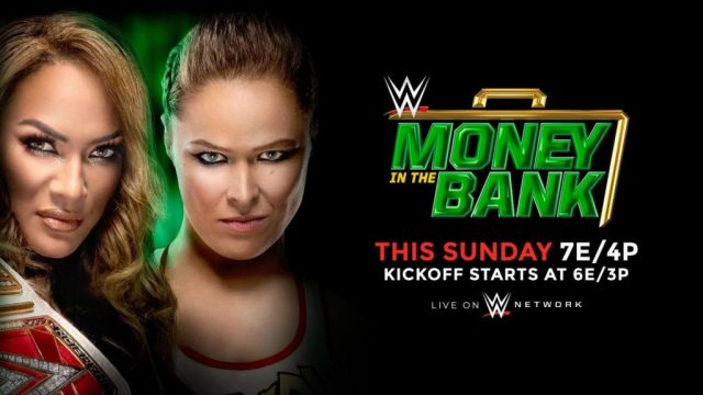 Watch WWE Money in the Bank 6/17/2018 Full Show Online Free