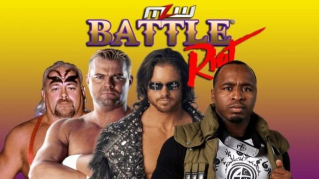 Watch MLW Battle Riot 2018 7/27/2018 Full Show Online Free