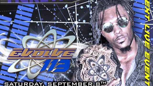 Watch Evolve Wrestling 113 iPPV 9/8/2018 Full Show Online Free