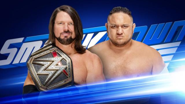 Watch WWE SmackDown LIVE 9/25/2018 Full Show Online Free
