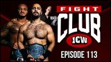 Watch ICW Wrestling Fight Club 1/4/2019 Episode 113 Full Show Online Free