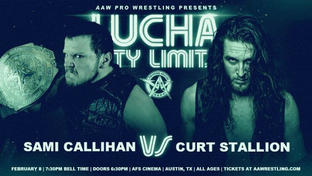 Watch AAW Lucha City Limits 2/9/2019 Full Show Online Free