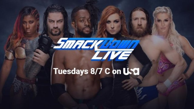 Watch WWE SmackDown Live 7/30/2019 Full Show Online Free