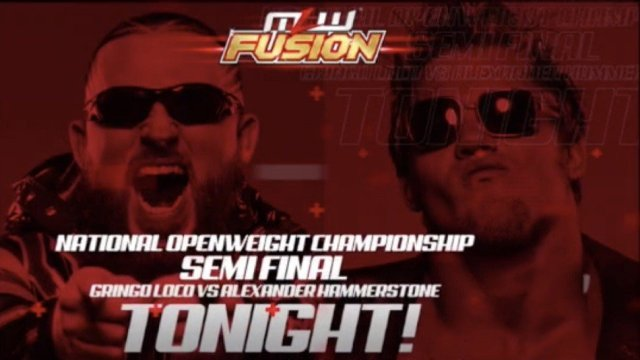Watch MLW Fusion 57: Hammerstone vs. Gringo Loco 5/13/2019 Full Show Online Free