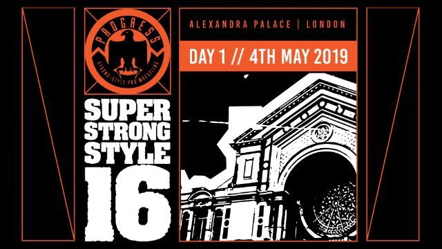 Watch Progress Chapter 88: Super Strong Style 16 Tournament Day 1 Full Show Online Free