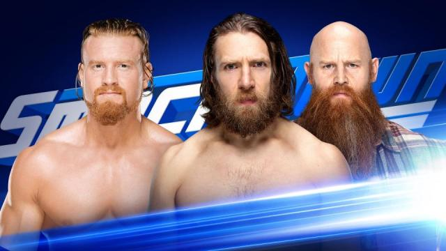 Watch WWE SmackDown Live 8/20/2019 Full Show Online Free