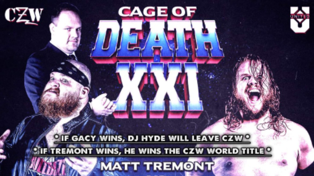 Watch CZW Cage of Death XXI 12/14/2019 Full Show Online Free