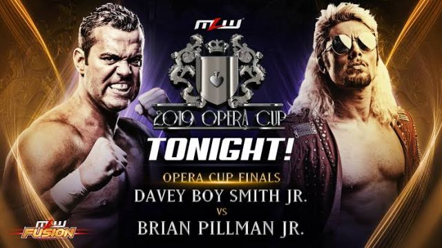 Watch MLW Opera Cup Finals 1/18/2020 Full Show Online Free