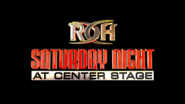 Watch ROH Saturday Night At Center Stage 1/11/2020 Full Show Online Free