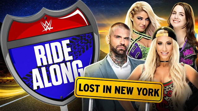 Watch WWE Ride Along S5 | E1: Lost in New York 2/1/2020 Full Show Online Free