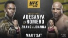 Watch UFC 248: Adesanya vs. Romero 3/7/2020 PPV Full Show Online Free
