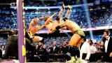 Watch Daniel Bryan vs Randy Orton vs Batista Wrestlemania 30 Full Match Online
