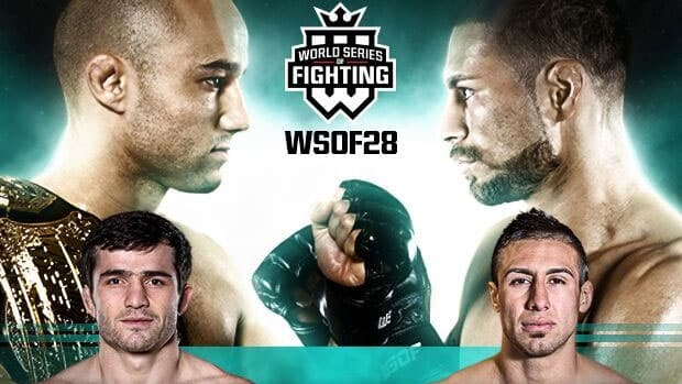 Watch WSOF 28 Moraes vs. Barajas 2/20/2016 Full Show Online Free