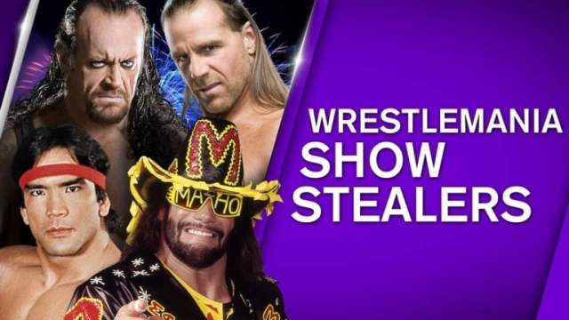 Watch WWE Network Collections: Wrestlemania Show Stealers Online Free