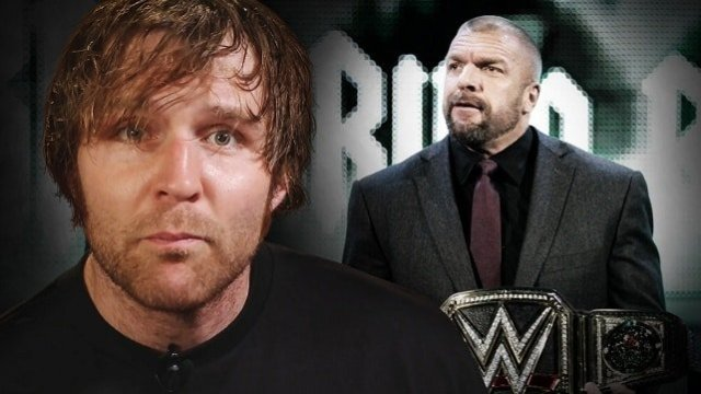 Watch Dean Ambrose exposes Triple H's weakness