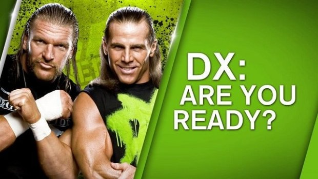 watch wwe network collection dx  are you ready online free