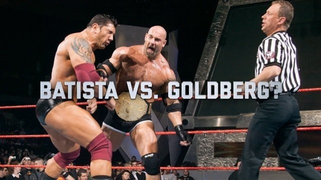 Checkout Batista's 5 rarest opponents: WWE 5 Things