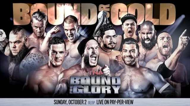 Watch TNA Bound For Glory 2016 PPV Full Show Online Free