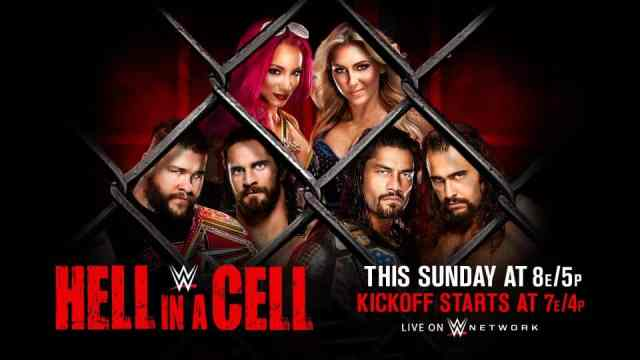 Watch WWE Hell in a Cell 2016 Full Show Online Free