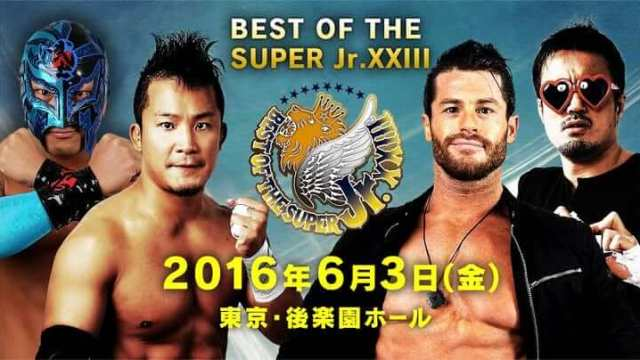 Watch NJPW Best of Super Juniors XXIII 6/3/2016 Full Show Online Free