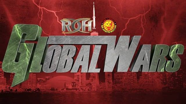 Watch ROH Global Wars 2016 PPV 5/8/2016 Full Show Online Free