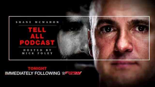 Watch Shane McMahon Tell All Podcast with Mick Foley 5/23/16 Online Free