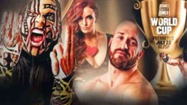 Watch TNA One Night Only World Cup 2016 Full Show Online Free