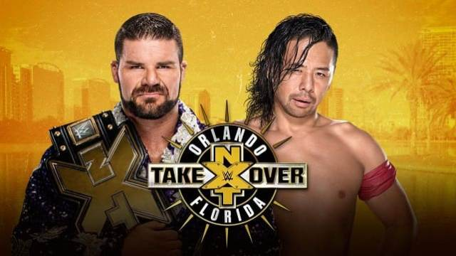 Wwe Nxt Takeover Orlando 1 April Part 1 2017