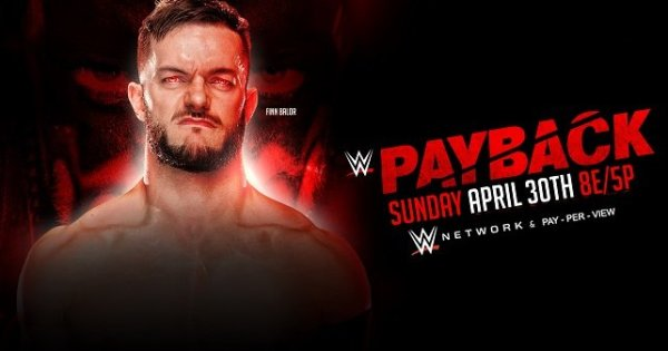 Watch WWE Payback 2017 Full Show Online Free