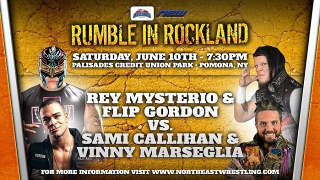 Watch Northeast Wrestling Rumble in Rockland 6/10/2017 Full Show Online Free