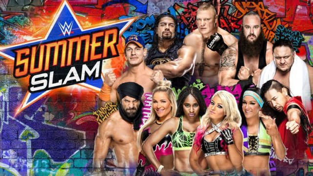 Watch WWE Summerslam 8/20/2017 Full Show Online Free