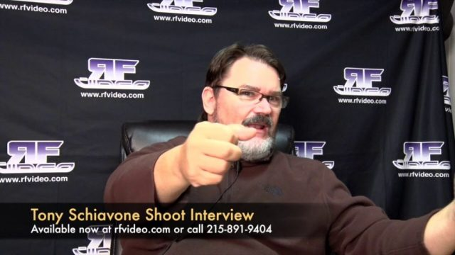 Watch RF Video Tony Schiavone Shoot Interview 8/23/2017 Full Show Online Free