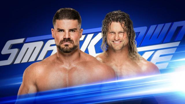 Watch WWE SmackDown Live 10/17/2017 Full Show Online Free
