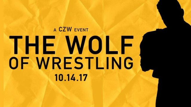 Watch CZW The Wolf of Wrestling 10/14/2017 Full Show Online Free