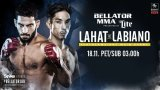 Watch Bellator 188: Lahat vs. Labiano 11/17/2017 Full Show Online Free