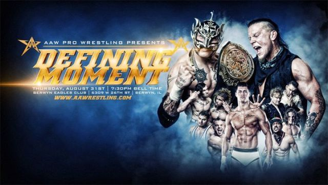 Watch AAW Defining Moment 2017 8/31/2017 Full Show Online Free