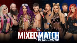 Watch WWE Mixed Match Challenge S01E01 1/16/2018 Full Show Online Free