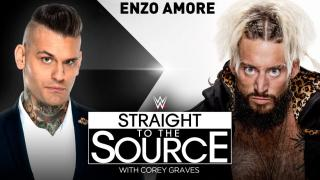 "Watch WWE Straight to the Source ""Enzo Amore"" 1/8/2018 Full Show Online Free"