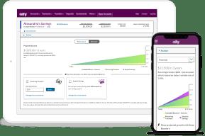 Online Savings Account High Interest Savings Rates Reviews Ally Bank