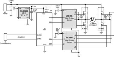 Micrel Introduces 85V Half Bridge MOSFET Drivers