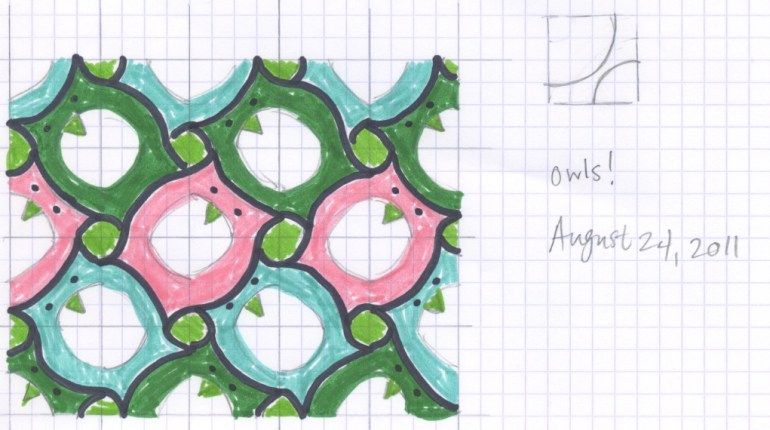 Tessellation Day 24/30