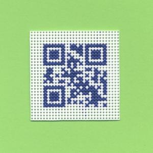 Analog QR Code